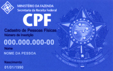 Como tirar segunda via do CPF