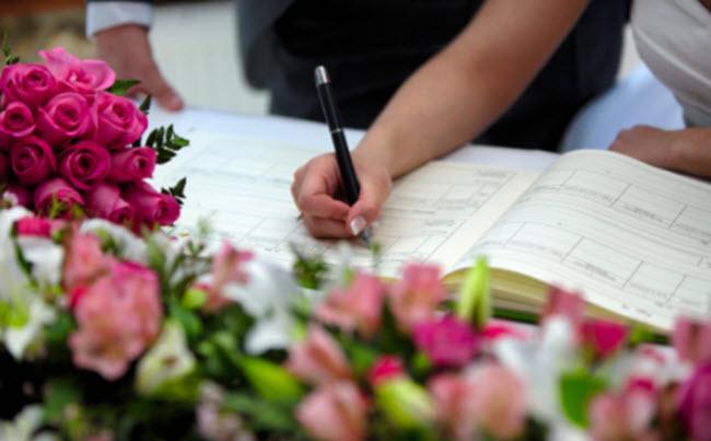Tirar segunda via da Certidão de Casamento