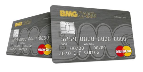 Como tirar segunda via da fatura do cartão BMG