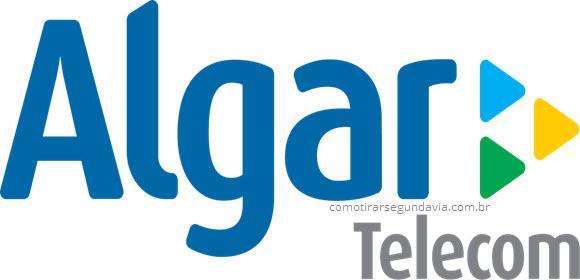 Como tirar segunda via da Algar Telecom