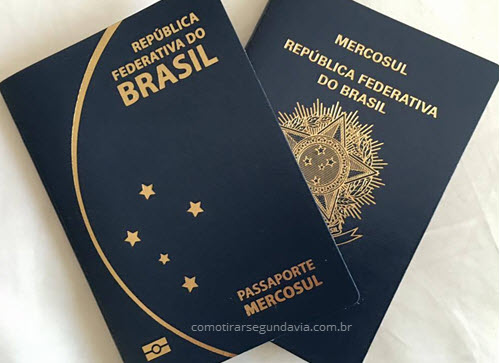 Como tirar segunda via do passaporte