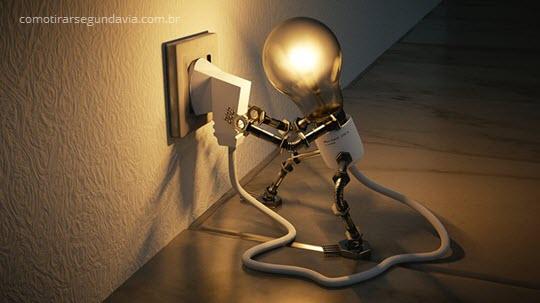 Seguna via da conta de luz energia 2 via
