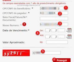 Como atualizar boleto do Santander