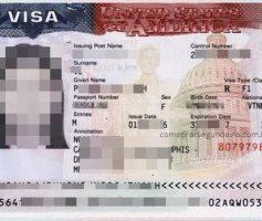 Segunda via do visto americano, 2ª via