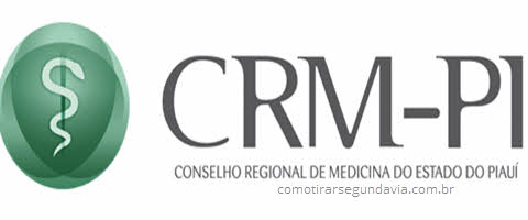 Como tirar segunda via CRM-PI, 2ª via anuidade e carteira Piauí