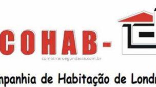 Como tirar segunda via Cohab Londrina