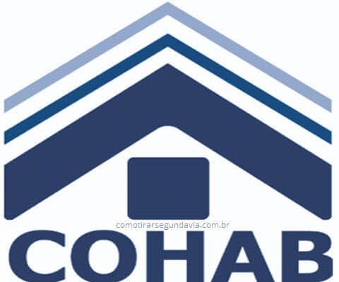 Como tirar segunda via Cohab SP
