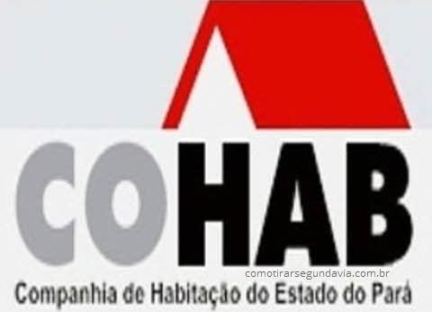 Como tirar segunda via Cohab Pará