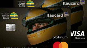 Como tirar segunda via cartão IAS Itaucard Ayrton Senna