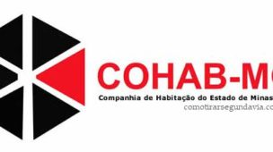 Como tirar segunda via Cohab Minas