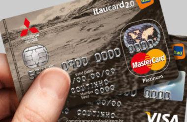 Como tirar segunda via cartão de crédito Mit Itaucard