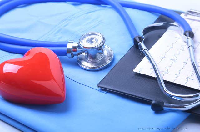 Como tirar segunda via Medical Health