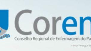 Como tirar segunda via do Coren Pará