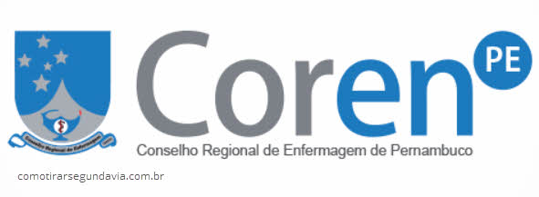 Como tirar segunda via Coren Pernambuco pela internet