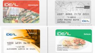 Como tirar segunda via cartão Card Ideal