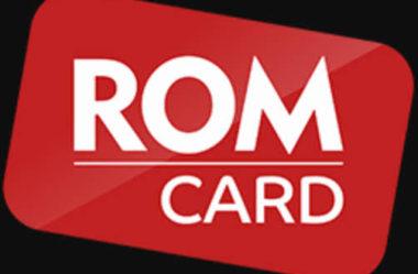 Como tirar segunda via cartão RomCard