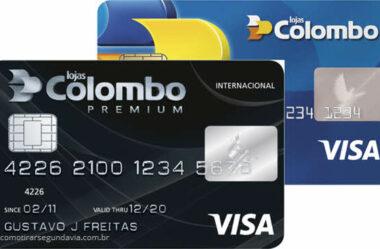 Como tirar segunda via do cartão Lojas Colombo