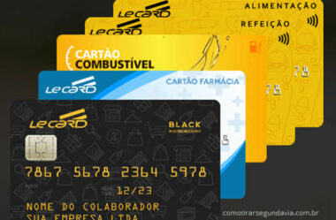 Como tirar segunda via do cartão Le Card
