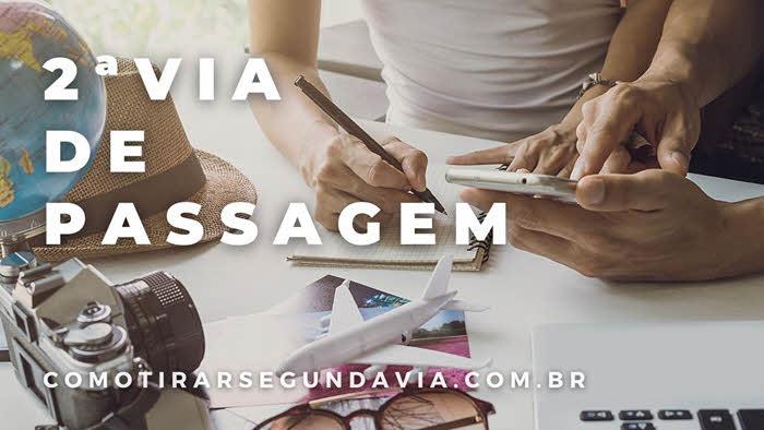 Pode tirar segunda via da passagem Real Alagoas online?