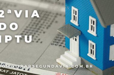Como tirar segunda via IPTU de Cuiabá